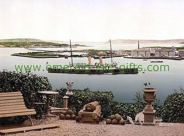 Cork - Cobh - Queenstown - Steamship
