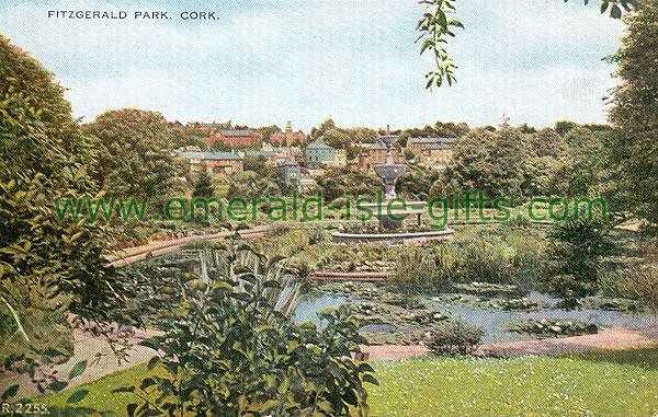 Cork - Cork City - Fitzgerald Park