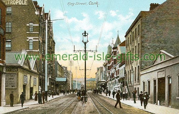 Cork - Cork City - King (MacCurtain) St
