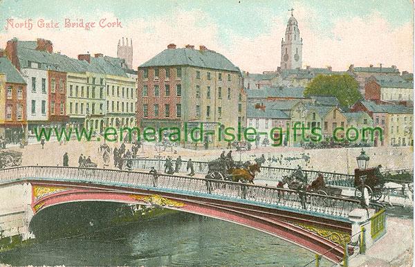 Cork - Cork City - North Gate Bridge