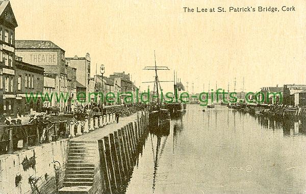Cork - Cork City - The Lee at St Patrick
