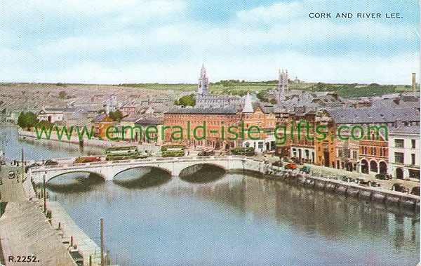 Cork - Cork City - Cork and River Lee