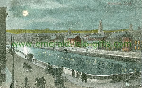 Cork - Cork City - Cork by Night