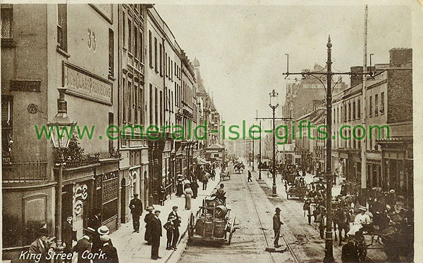 Cork - Cork City - King St / MacCurtain St