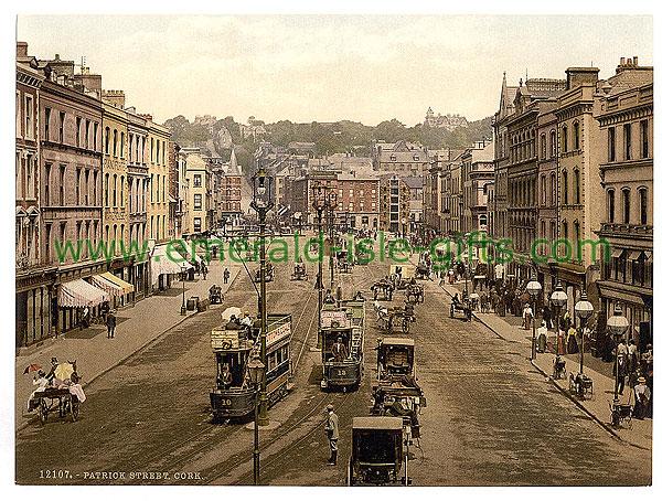 Cork City - St Patrick
