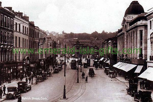 Cork City - Patrick St circa 1930