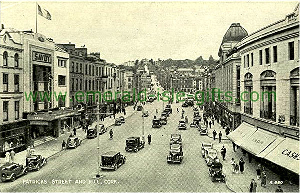 Cork City - Patrick