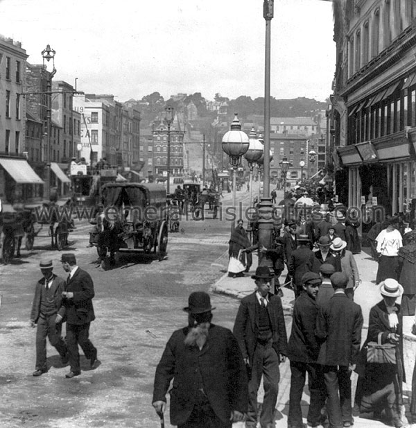 Cork City - Patrick Street in 1902