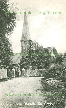 Cork - Carrigrohane - Carrigrohane Church