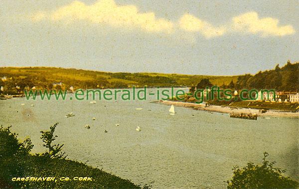 Cork - Crosshaven - Harbour & Boats