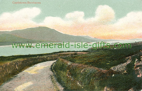 Cork - Castletown-Berehaven - Coastal view