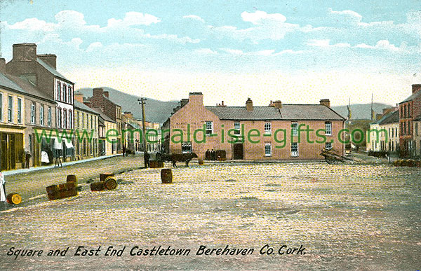 Cork - Castletown-Berehaven - Square and East End