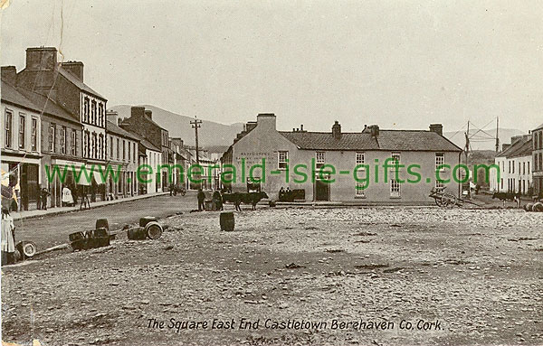 Cork - Castletownberehaven - East End, the Square