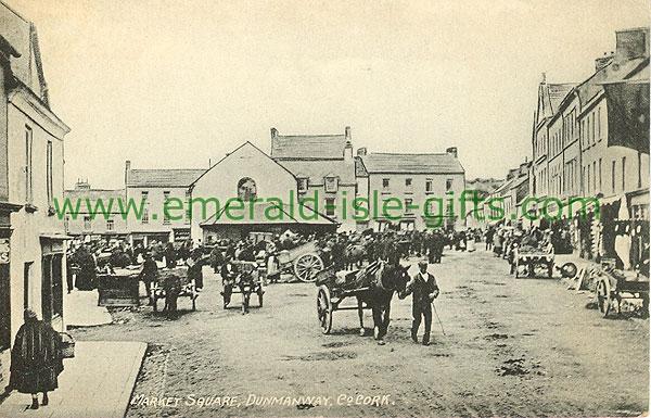 Cork - Dunmanway - Market Square
