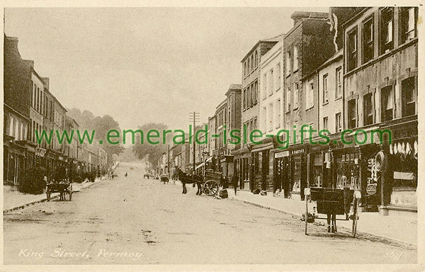 Cork - Fermoy - King St