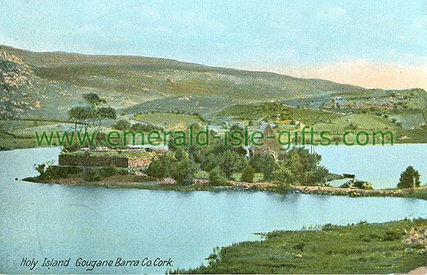 Cork - Gougane Barra - Holy Island