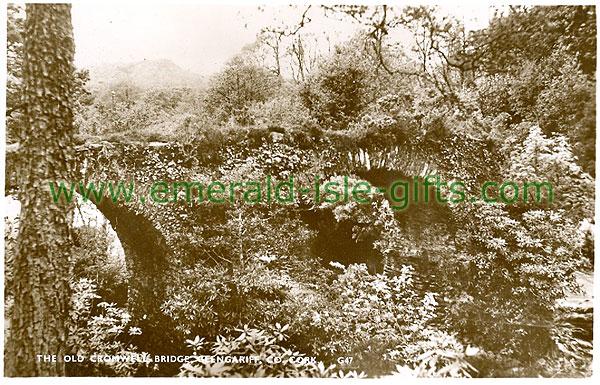Cork - Glengarriff - The old Cromwell Bridge, Glengarriff