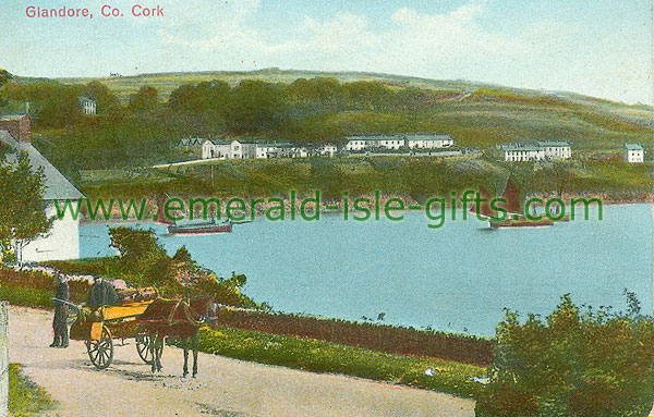 Cork - Glandore - Harbour View
