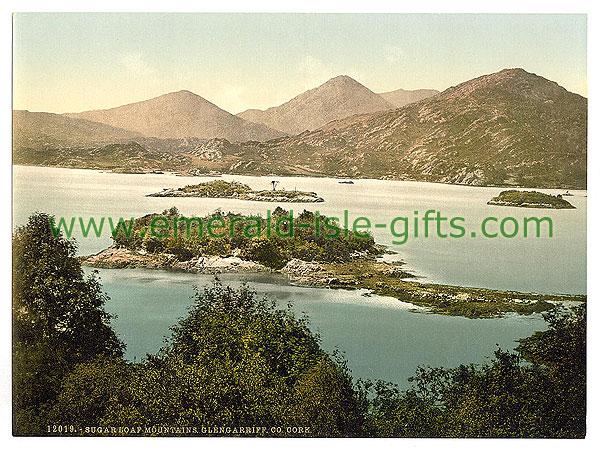 Cork - Glengarriff - Sugar Loaf Mountains