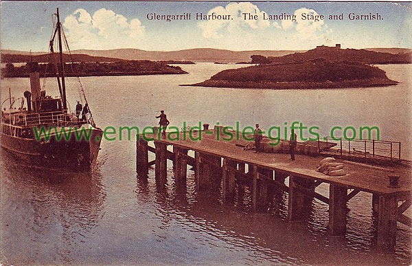 Cork - Glengarriff Harbour - Landing Stage