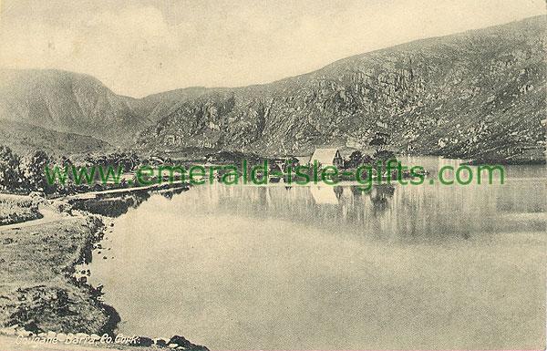 Cork - Gougane Barra - Scenic view