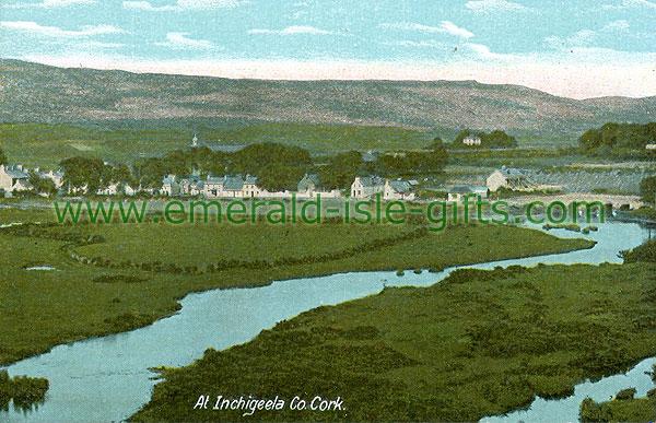 Cork - Inchigeela - Village view