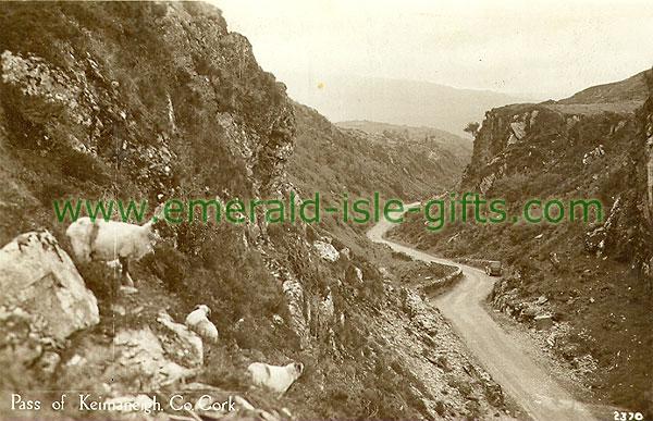Cork - Keimaneigh - Pass of Keamaneigh