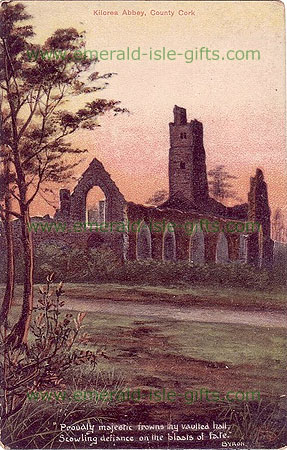 Cork - Kilcrea Abbey