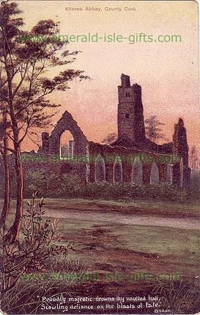 Cork - Kilcrea Abbey