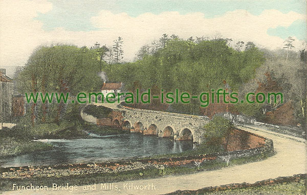 Cork - Kilworth - Funcheon Bridge & Mills