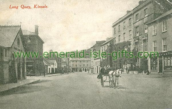 Cork - Kinsale - The Long Quay