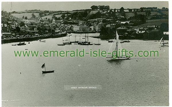 Cork - Kinsale - Inner Harbour