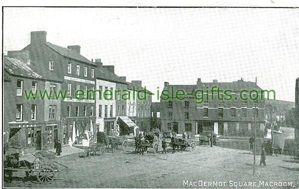 Cork - Macroom - MacDermot Square