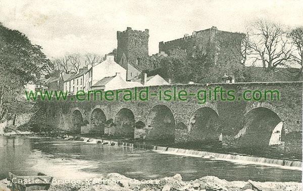 Cork - Macroom - Castle & Bridge