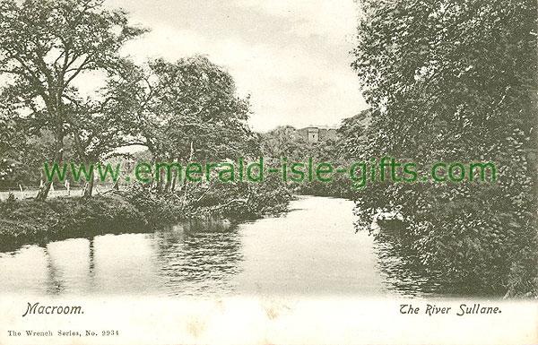 Cork - Macroom - The River Sullane