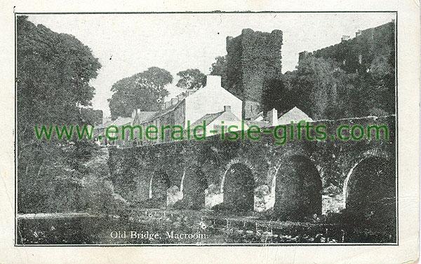 Cork - Macroom - Old Bridge