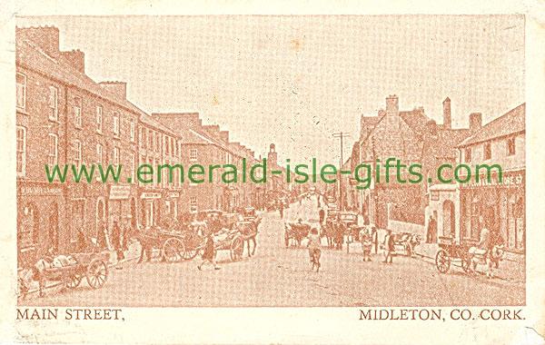 Cork - Midleton - Main St - old image