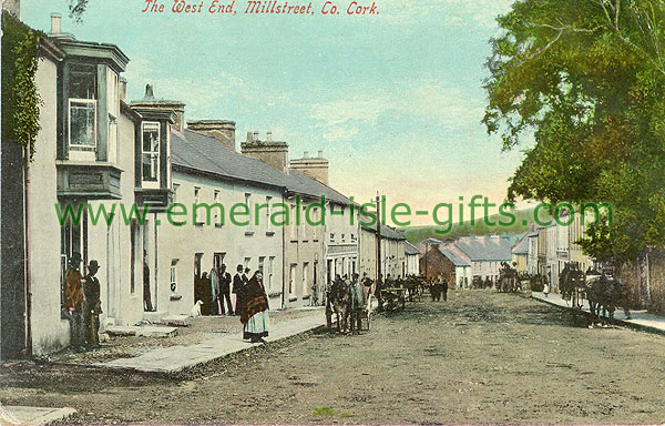 Cork - Millstreet - The West End