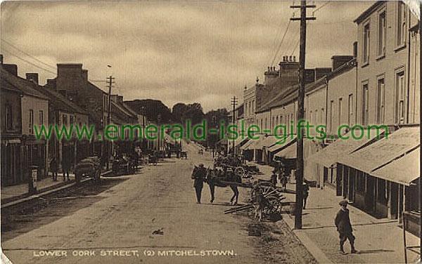 Cork - Mitchelstown - Lr. Cork St