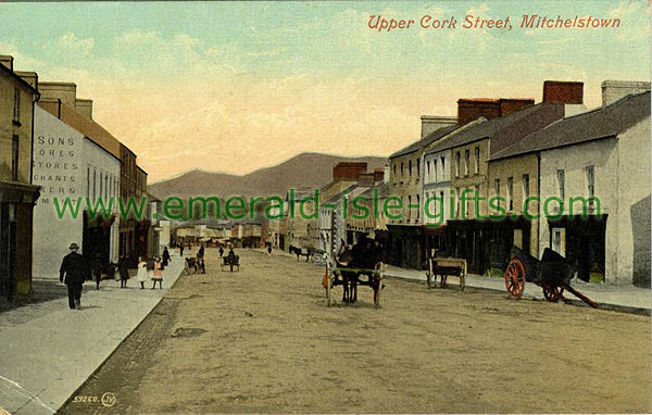 Cork - Mitchelstown - Upper Cork St