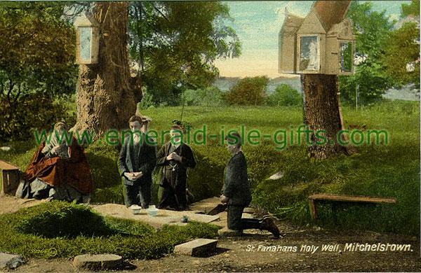 Cork - Mitchelstown - St Fanahan