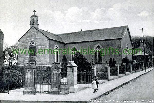 Cork - Newport - St Mary