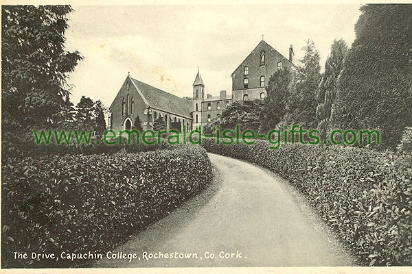 Cork - Rochestown - Capuchin House