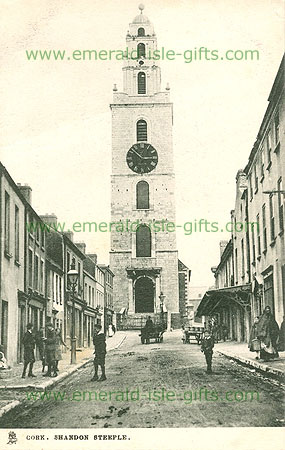Cork - Shandon - Shandon Steeple