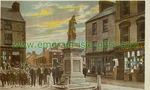 Cork - Skibbereen - The Square and Monument