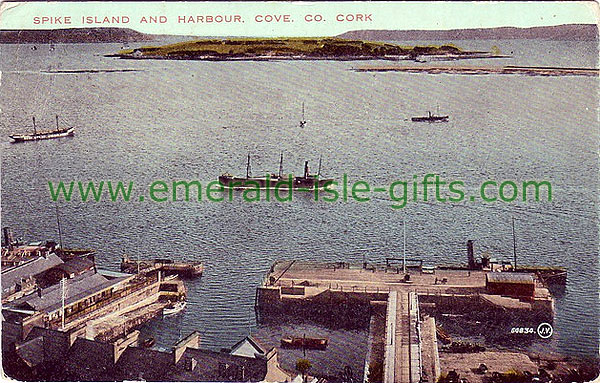 Cork - Spike Island and Harbour