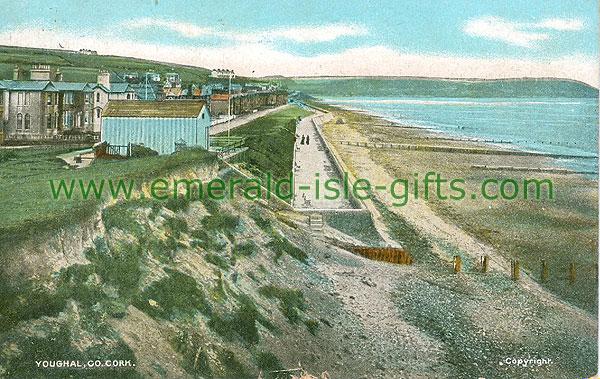 Cork - Youghal - Coastal view