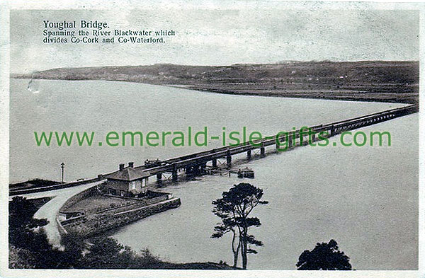 Cork - Youghal Bridge, to Waterford