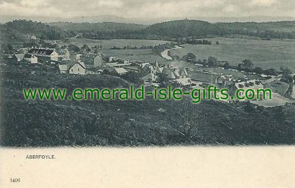 Derry - Aberfoyle - old photo