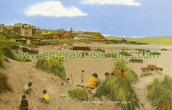 Derry - Castlerock - The Beach
